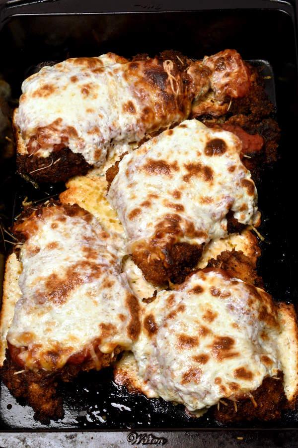 Chicken Parmesan – Better than a Restaurant   WednesdayNightCafe.com