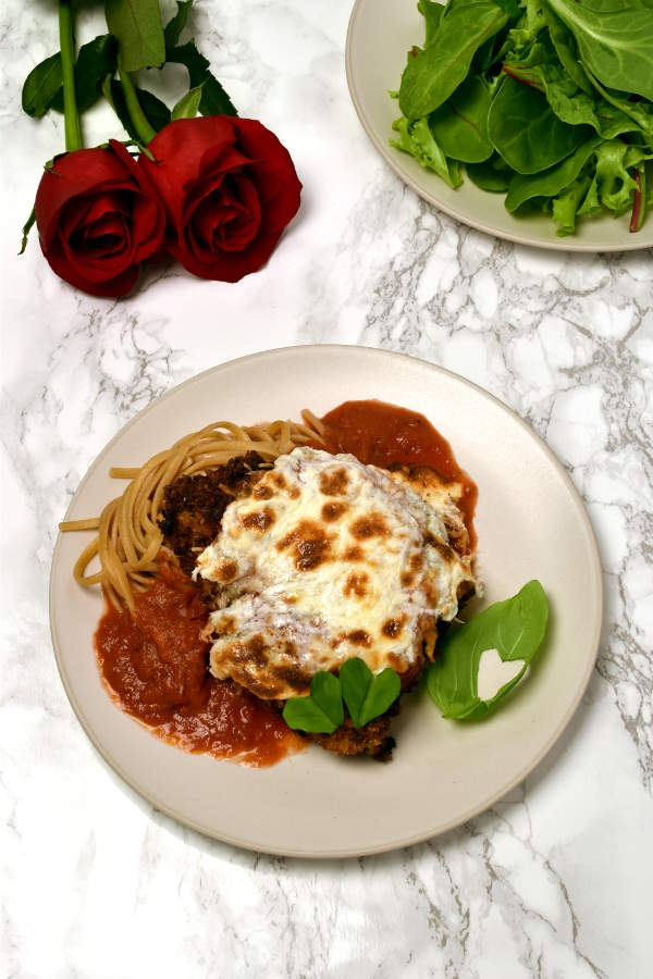 Chicken Parmesan – Better than a Restaurant | WednesdayNightCafe.com