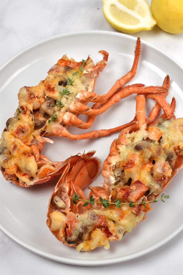 Lobster Thermidor | WednesdayNightCafe.com