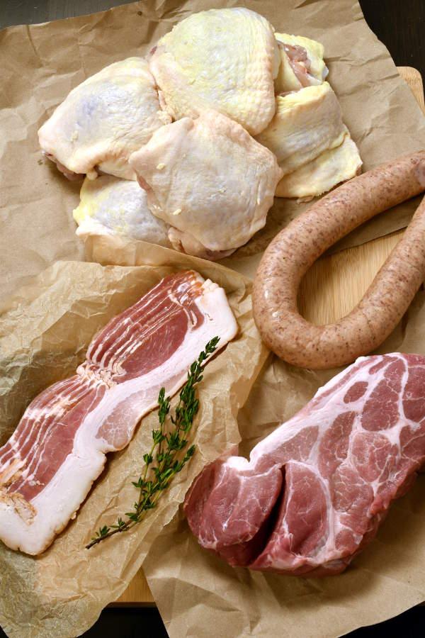 Cassoulet (French Pork and Bean Casserole)  WednesdayNightCafe.com