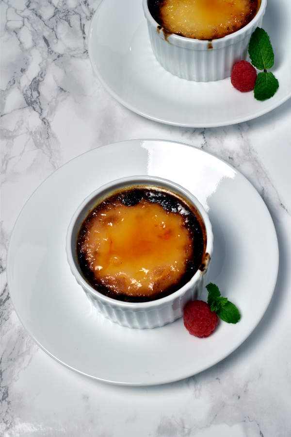 Creme Brulee without a Blowtorch   WednesdayNightCafe.com