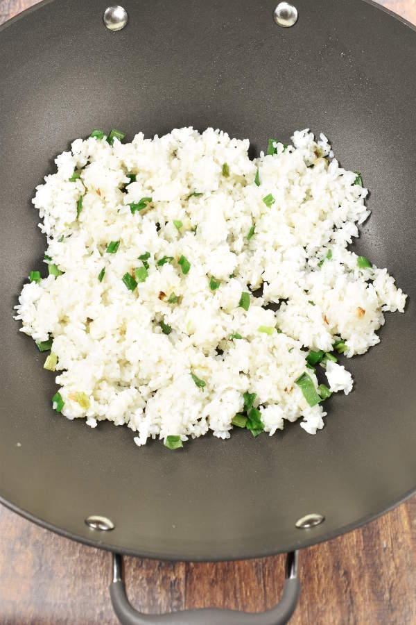 Teriyaki Glazed Steak with Fried Rice Waffles | WednesdayNightCafe.com