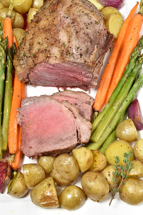 Top Round Roast | WednesdayNightCafe.com