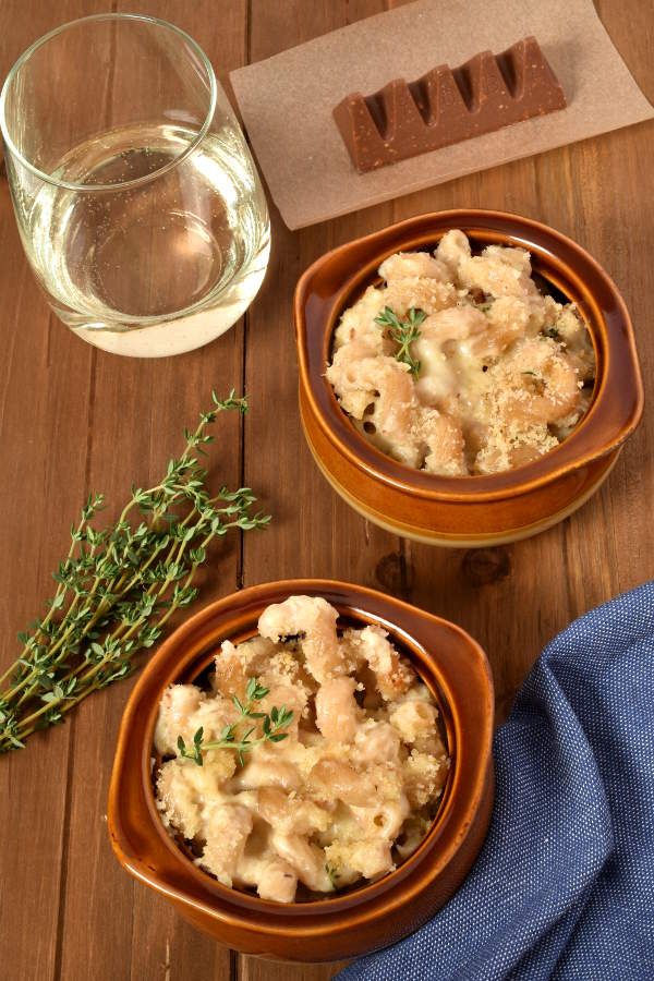 Swiss Alps Mac and Cheese | WednesdayNightCafe.com
