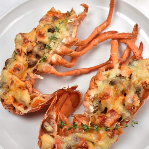 Lobster Thermidor Wednesday Night Cafe