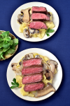 Steak Stroganoff| WednesdayNightCafe.com