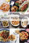 Dinner Party Recipes   WednesdayNightCafe.com
