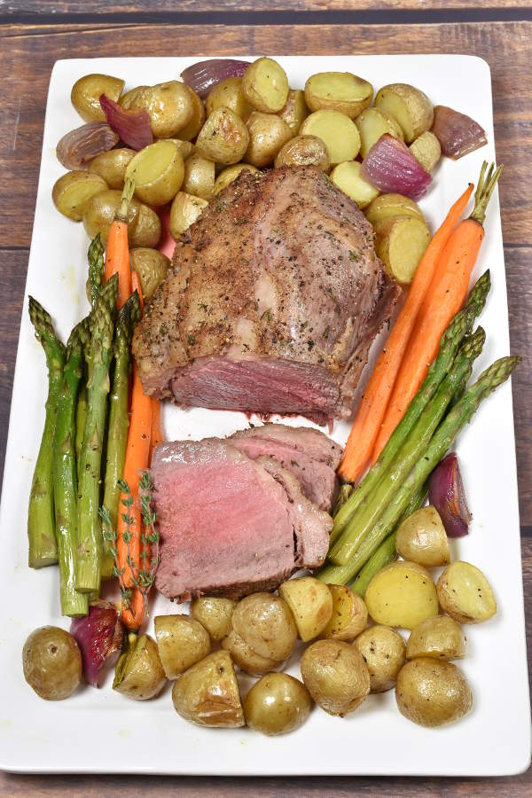 Top Round Roast| WednesdayNightCafe.com